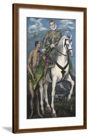 Saint Martin and the Begger 1597-99