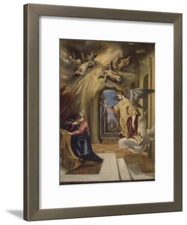 The Annunciation, 1570-1572