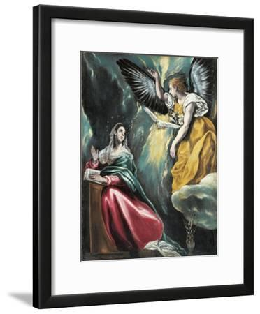 The Annunciation, 1595-1600