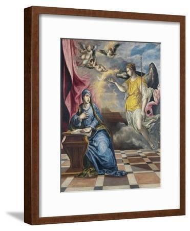 The Annunciation, Ca 1576