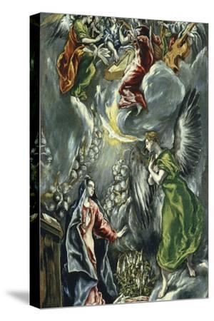 The Annunciation, Ca 1596-1600
