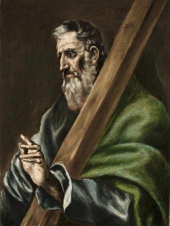 The Apostle St. Andrew, c.1600
