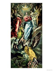 The Assumption of the Virgin by El Greco