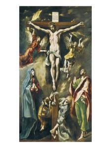 The Crucifixion by El Greco