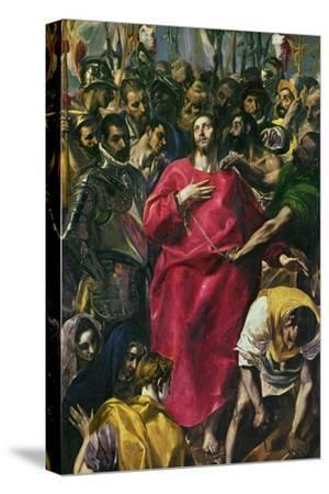 The Disrobing of Christ, 1577-1579