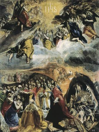 The Dream of Philip II or the Triumph of the Holy League