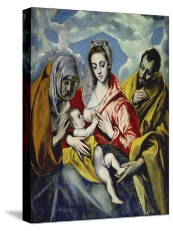 The Holy Family with Saint Anne, C. 1595