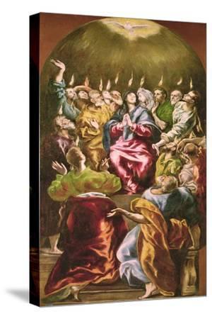 The Pentecost, circa 1604-14