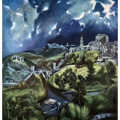 Toledo, Spain, 1597-1599