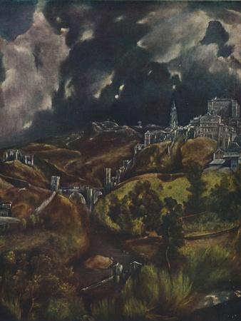 'Toledo', (View of Toledo), 1599-1600, (1938)