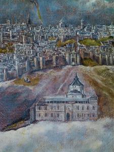 View Of Toledo El Greco