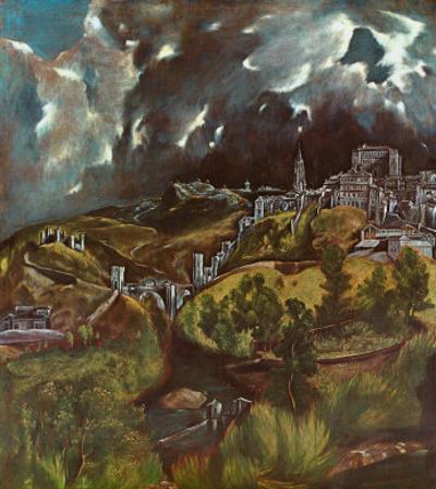 View of Toledo, 1597
