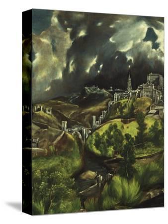 View of Toledo, C. 1597-99