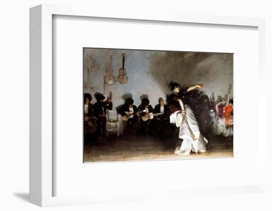 El Jaleo-John Singer Sargent-Framed Giclee Print
