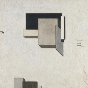 Proun 1 by El Lissitzky