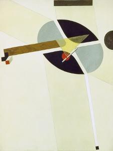Proun G 7, 1923 by El Lissitzky