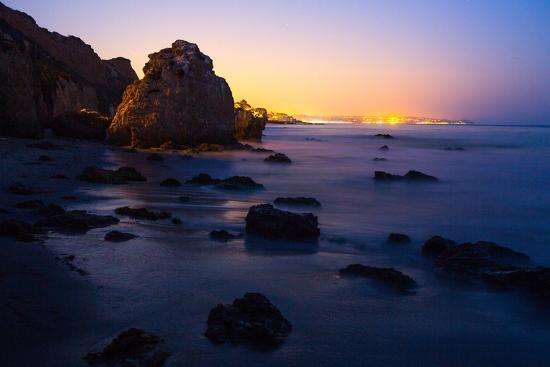 El Matador State Beach Near Los Angeles-Ben Horton-Photographic Print