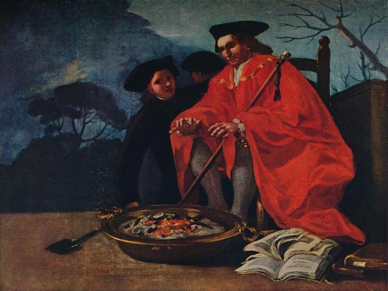 'El Medico', 1779-Francisco Goya-Giclee Print