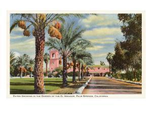 El Mirador, Date Palms, Palm Springs, California