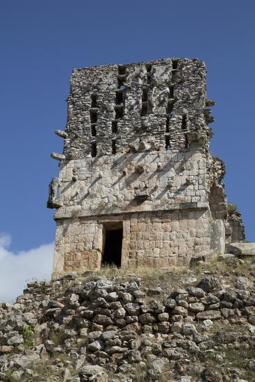 El Mirador, Labna, Mayan Ruins, Yucatan, Mexico, North America-Richard Maschmeyer-Photographic Print