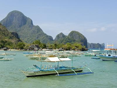 El Nido, Bacuit Bay, Palawan, Philippines, Southeast Asia, Asia--Photographic Print