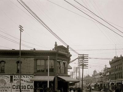 El Paso Street, El Paso, Texas--Photo