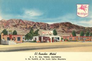 El Rancho Motel, Yermo, California