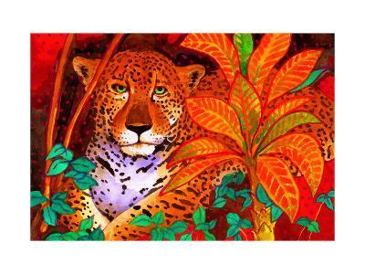 El Tigre-John Newcomb-Giclee Print
