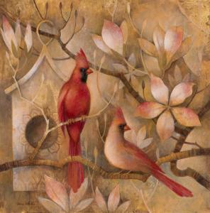 Elegance in Red I by Elaine Vollherbst-Lane