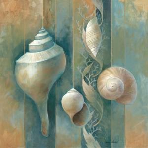 Ocean Treasures I by Elaine Vollherbst-Lane
