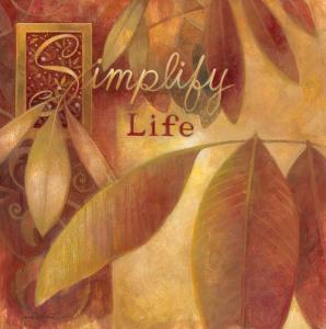 Simplify by Elaine Vollherbst-Lane
