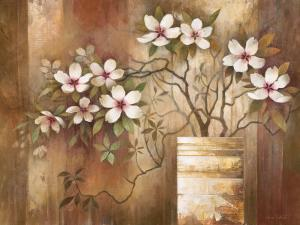 Southern Dogwoods by Elaine Vollherbst-Lane