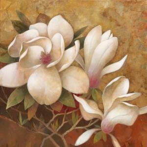 Sweet Magnolia I by Elaine Vollherbst-Lane