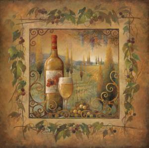 Villa Tuscan by Elaine Vollherbst-Lane