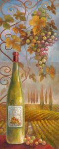 Wine Country I by Elaine Vollherbst-Lane