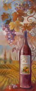 Wine Country II by Elaine Vollherbst-Lane