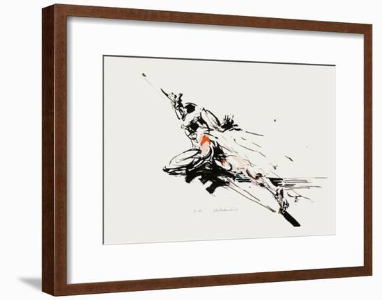 Elancement I-Ahmed Shahabuddin-Framed Limited Edition