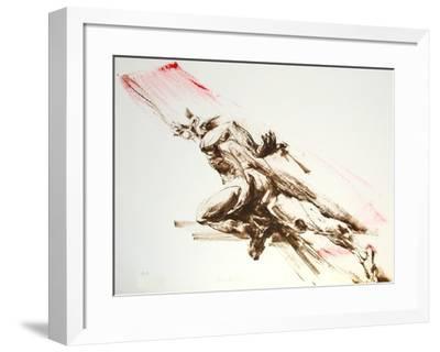 Elancement III-Ahmed Shahabuddin-Framed Limited Edition