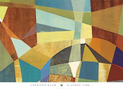 Elapsed Time I-Jennifer Shaw-Art Print