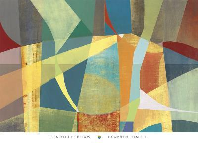 Elapsed Time II-Jennifer Shaw-Art Print