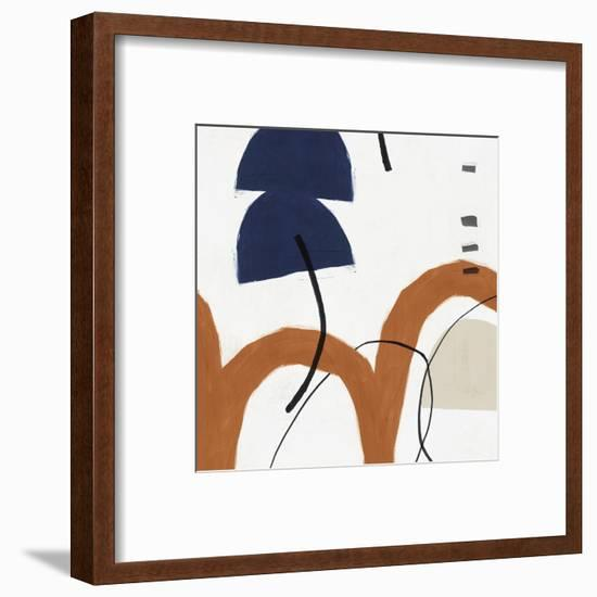 Elasticity II-PI Studio-Framed Premium Giclee Print
