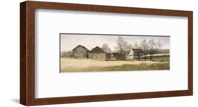 Elder Farm-Ray Hendershot-Framed Art Print