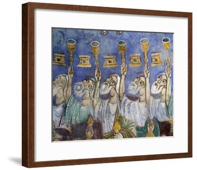 Elders of Apocalypse--Framed Giclee Print