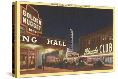Eldorado Club, Golden Nugget, Las Vegas, Nevada