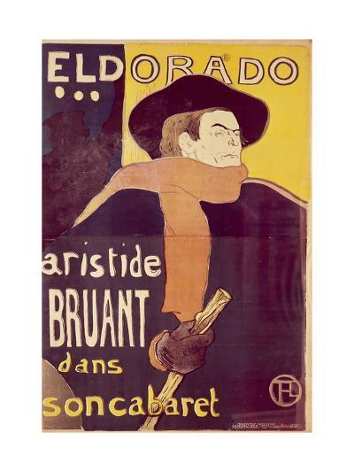 Eldorado-Henri de Toulouse-Lautrec-Giclee Print