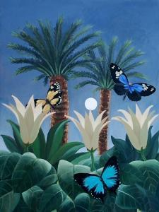 Flutter in the Jungle by ELEANOR FEIN