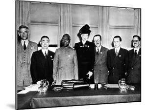 Eleanor Roosevelt Chaired the United Nations, Commission on Human Rights