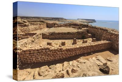 Sumhuram Ruins Overlooking Khor Rori (Rouri), Oman