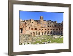 Trajan's Markets, Forum Area, Rome, Lazio, Italy, Europe by Eleanor Scriven