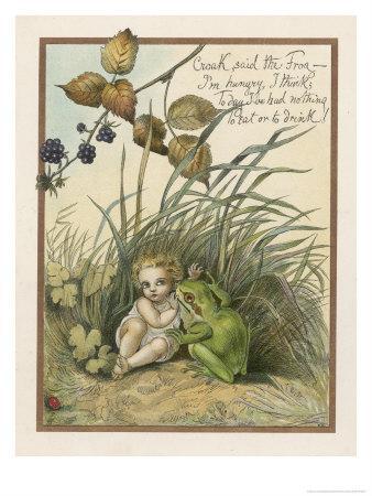 Croak Said the Frog